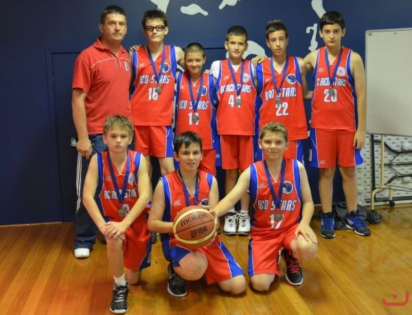 BB_Red Stars<br />Boys U14