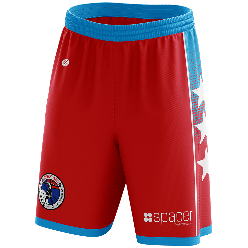 2.Redstars Shorts