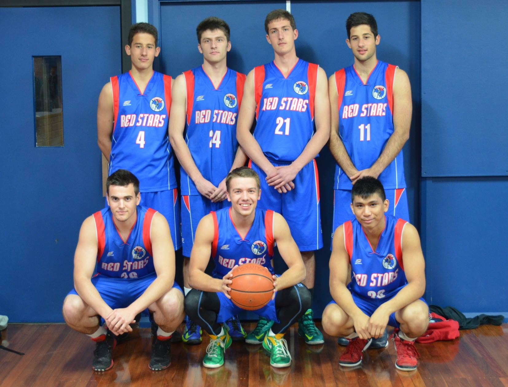 Red Stars Boys U20 Div1 Champions Bankstown Winter 2013