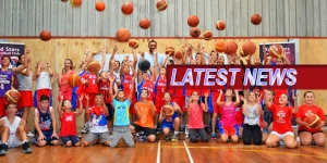 Red Stars Grand Final Games Summer 2019 Bankstown Basketball Competition