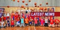 Red Stars Training School Holiday Break in April 2015
