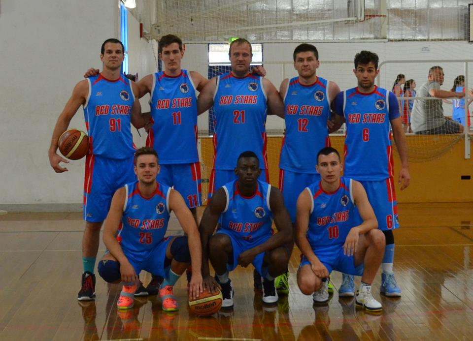 Red Stars Mens Div1